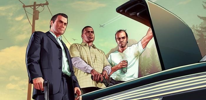 Personen i baggageutrymmet är redo för The Trunk Test. Bilden är hämtad från spelet GTA 5 och rättigheter tillhör med all sannolikhet Rockstar Games.