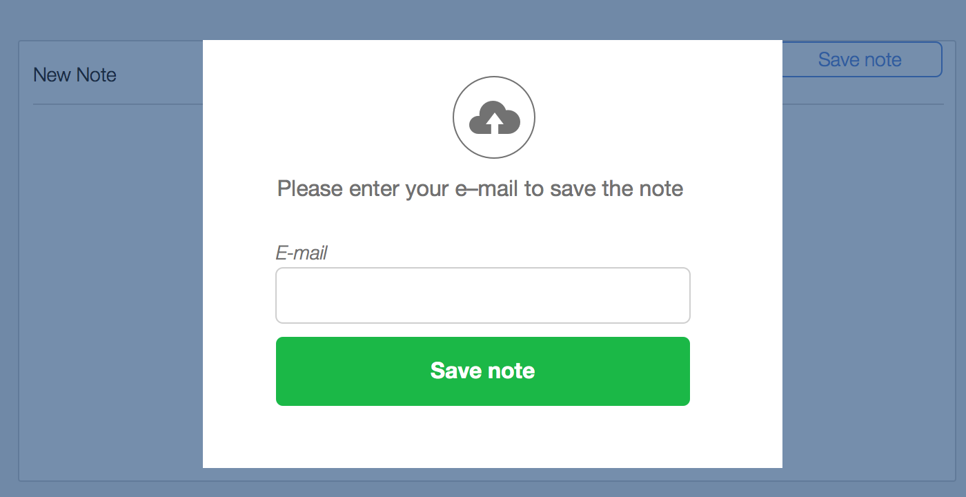 Spara dokument i Evernote