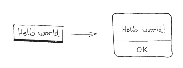 Ett gediget prototyparbete låg som grund till min app.